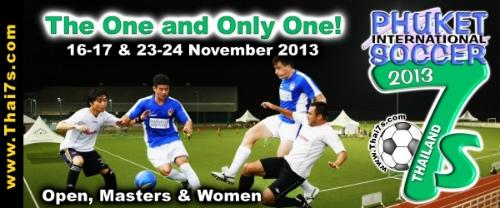 Soccer 7s Tournaments 2013