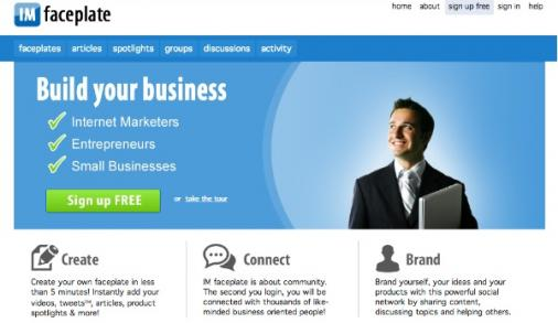 Business Social Network