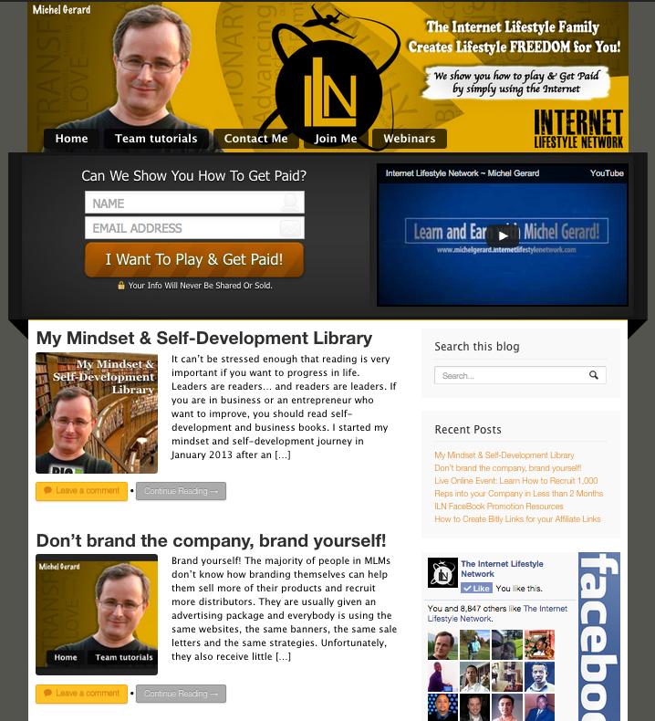 ILN blog
