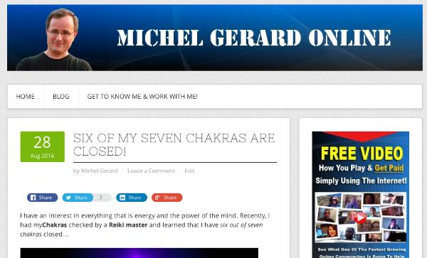 Michel Gerard Online