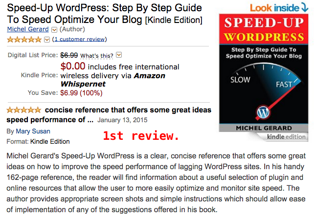 speed up wordpress - Review