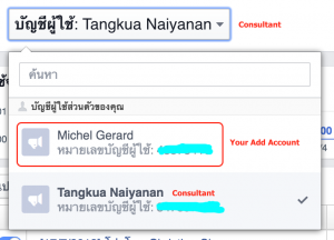How your Consultant sees your Facebook Ad Account