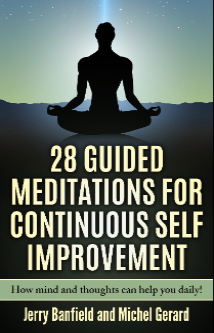 28 Guided Meditations for Continuous Self improvement