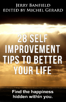 28 Self Improvement Tips to Better your Life