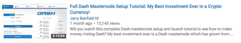 Full Dash Masternode Setup Tutorial: My Best Investment Ever in a Crypto Currency!