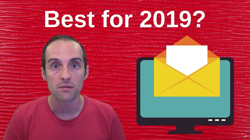 Best Email Marketing Service for 2019?