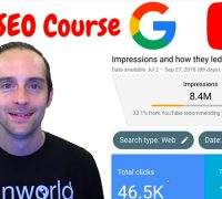 Free SEO Course by Jerry Banfield
