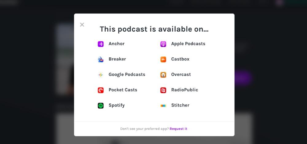 Free Podcast Hosting & Automatic Sponsorships!