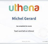 Teach and Sell on Uthena!