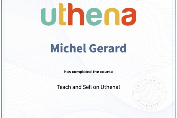 Teach and Sell on Uthena!