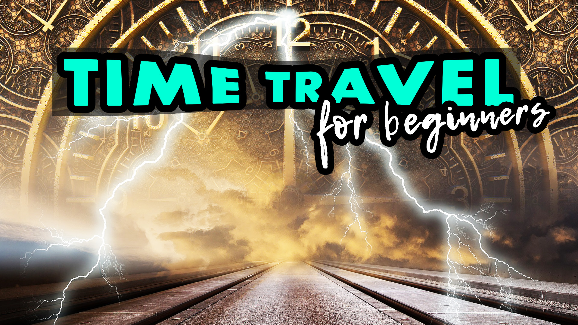 Would you Like to Learn How to Time Travel?